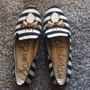 Sam Edelman Jill Striped Loafer